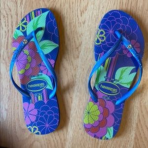 Havaianas flip flops brand new!